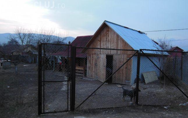 Evadatul de la Cluj se ascundea în cabana unui taximetrist din Alba - VIDEO