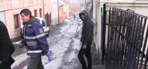 Hoț prins de polițiștii clujeni după ce a dat spargeri de 46.000 lei VIDEO