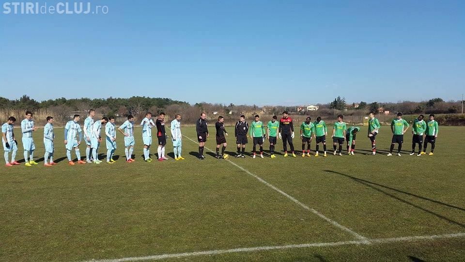 CFR Cluj a terminat pe locul 3 turneul din Croația