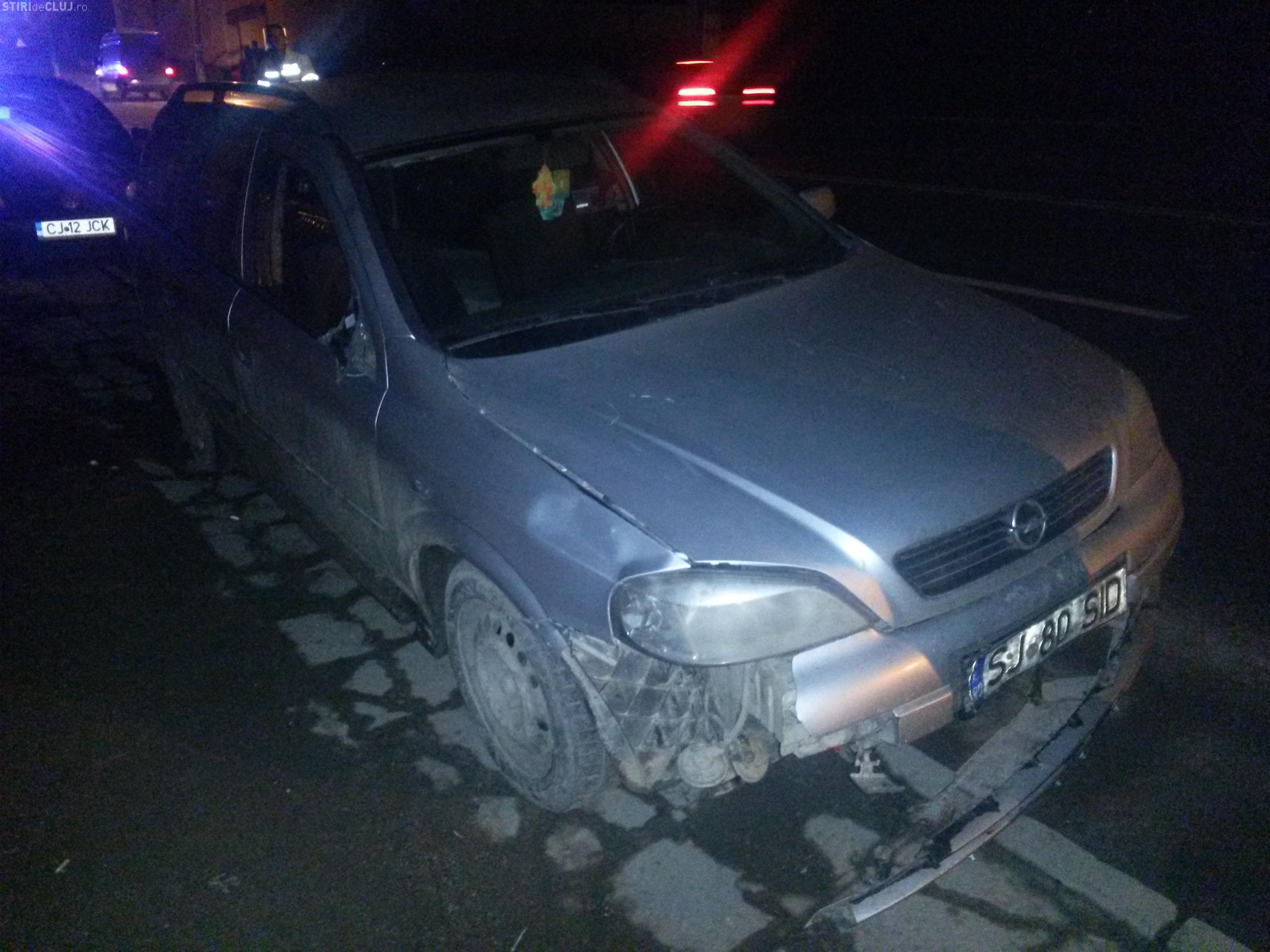 Accident mortal la intrare în Cluj-Napoca. Un șofer din Sălaj e autorul - FOTO
