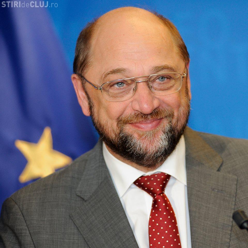 Martin Schulz a transmis un mesaj un mesaj de susținere pentru Cluj Capitală Europeană a Tineretului