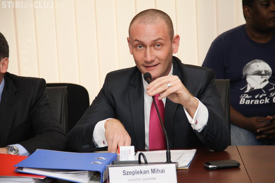 Mihai Seplecan a pierdut o luptă. Tribunalul Cluj nu îl repune în fruntea Consiliului Județean Cluj