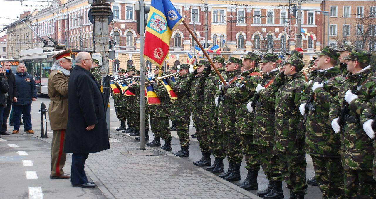 Manifestări de Ziua Unirii Principatelor Române la Cluj