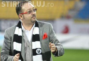 """Antrenor BOMBĂ la """"U"""" Cluj? Cu cine s-a întâlnit Walter la București FOTO"""