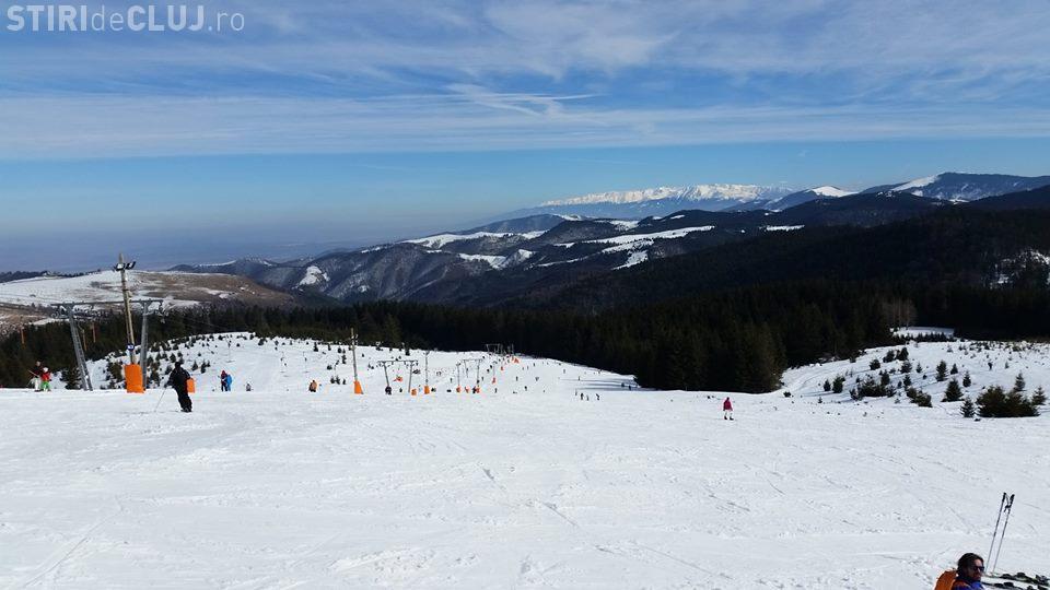 Arena Platoș Păltiniș - locul de unde poți pleca doar pe schiuri sau pe placă - FOTO