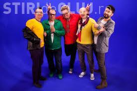 Călin Goia și trupa Voltaj vor să câștige la Eurovision - VIDEO
