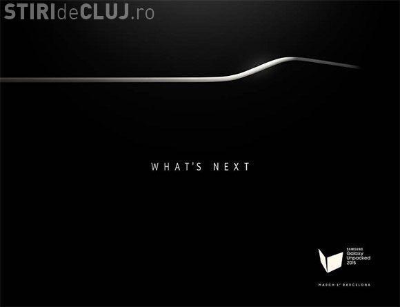 Primele imagini oficiale cu Samsung Galaxy S6 și Galaxy Edge au apărut pe internet FOTO