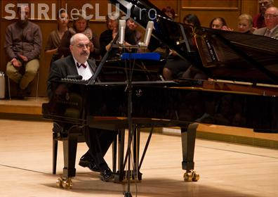 Pianistul Dan Grigore va concerta la Cluj-Napoca