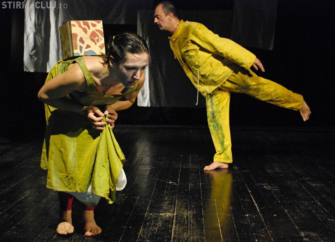 Spectacole de teatru-dans în Sala Studio a Teatrului Maghiar din Cluj
