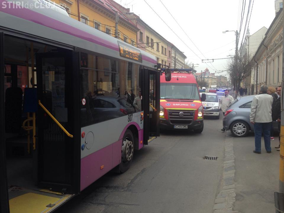 Șoferii de autobuze din Cluj-Napoca se cred la RALIU. Un clujean a sesizat CTP despre mai multe SITUAȚII