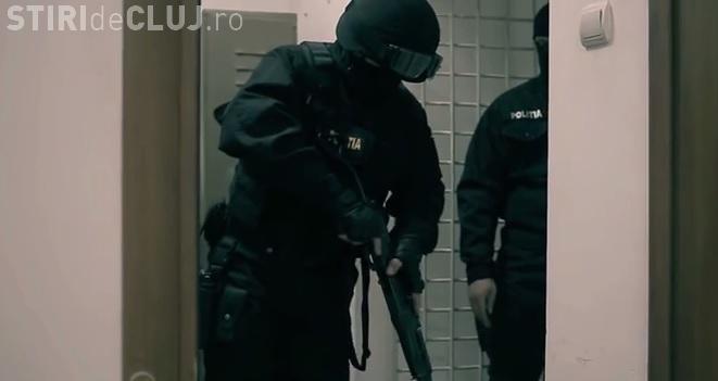 Furt în Florești, la o vilă. A furat bunuri de valoare - VIDEO