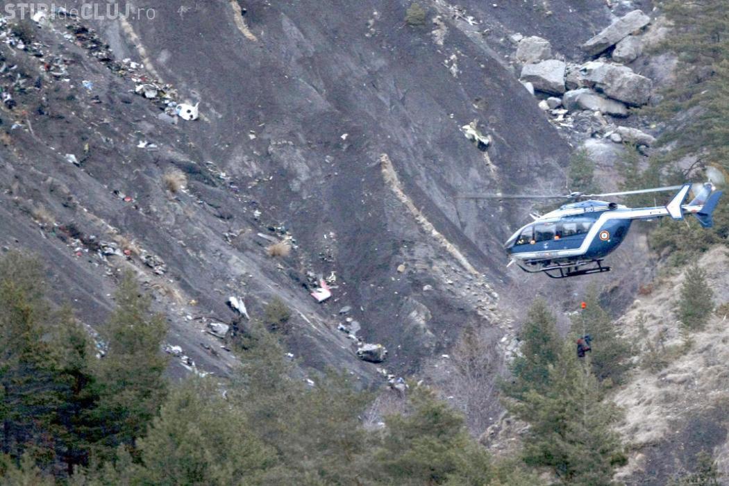 Accident Germanwings! Procurorul spune că avionul a fost prăbușit INTENŢIONAT