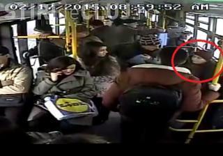 Bunicuța din Cluj care a prins hoții din autobuz ar putea fi premiată