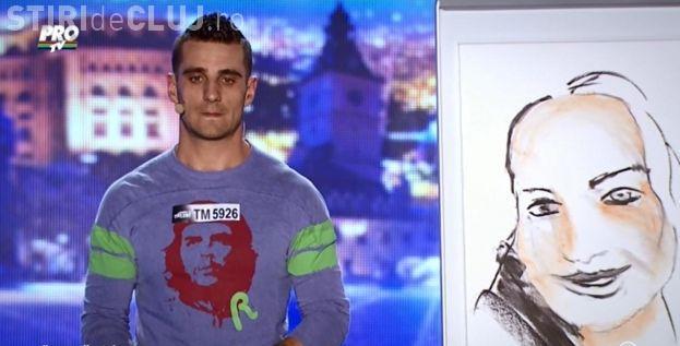 """""""Criminalul"""" de la Românii au Talent a fost eliminat din concurs"""
