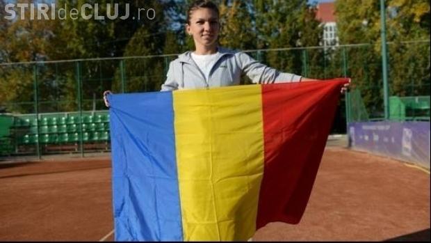 Ce gest frumos a făcut Simona Halep, atacată că nu va juca pentru România în Fed Cup