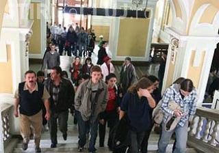 Grevă japoneză la universitățile din Cluj-Napoca și întreaga țară. S-au TREZIT studenții. Gata cu MINCIUNA!