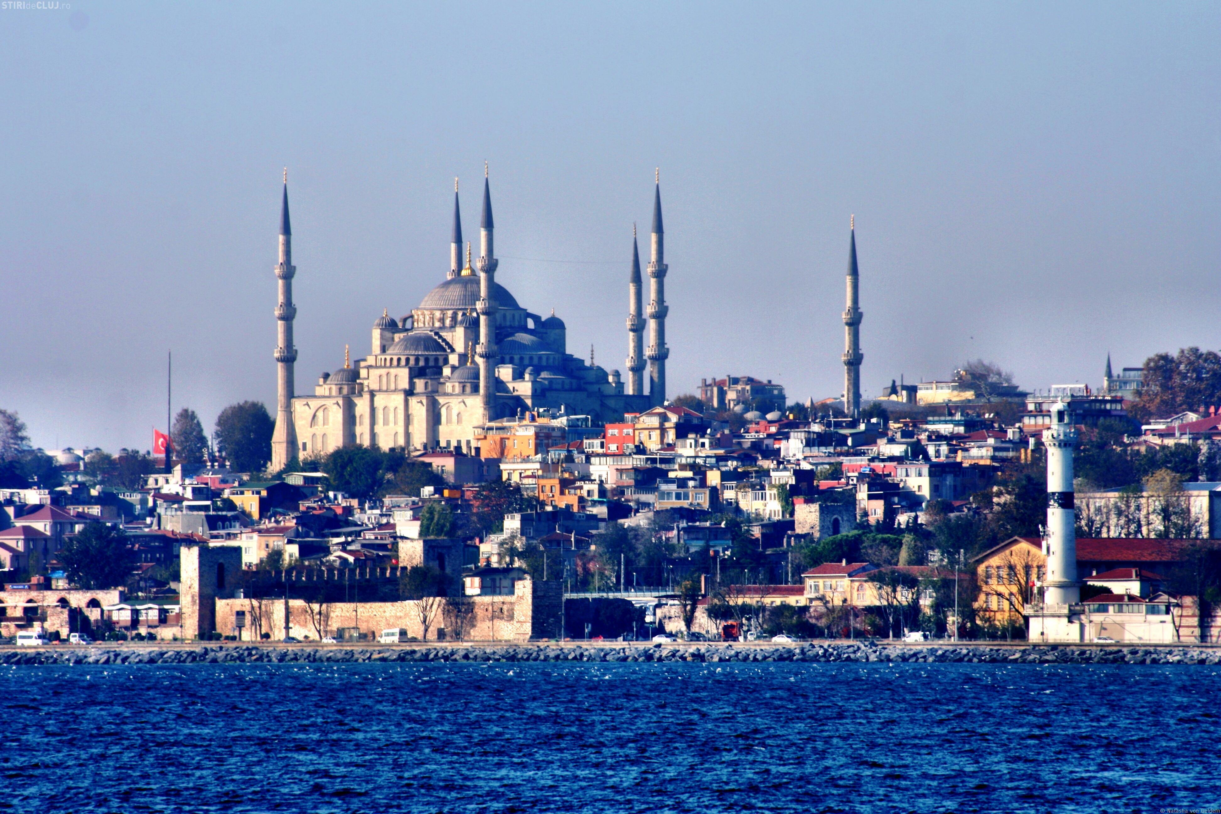 Istanbul - Pas cu pas, pe doua continente