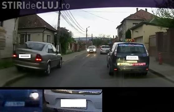 Golani de Florești. Un șofer i-a filmat cum circulă și blochează și mai mult traficul - VIDEO