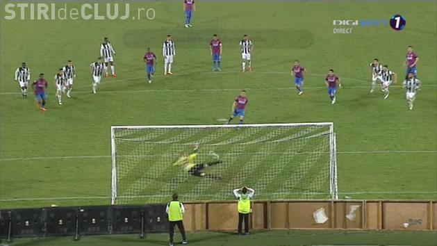 U Cluj a pierdut lamentabil cu Steaua, scor 3-0. Numai atât PUTEM? - REZUMAT VIDEO