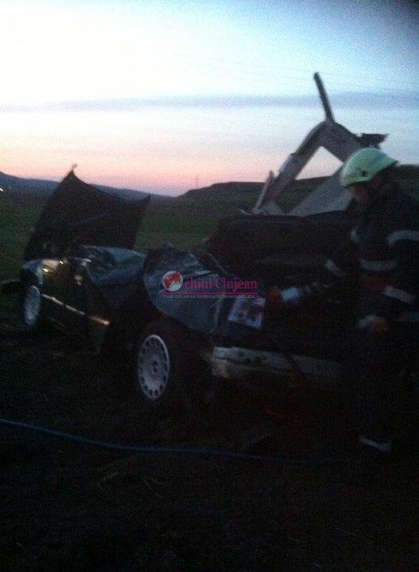 Un cameraman TV din Cluj a murit într-un accident grav. Avea NUMAI 24 de ani - FOTO