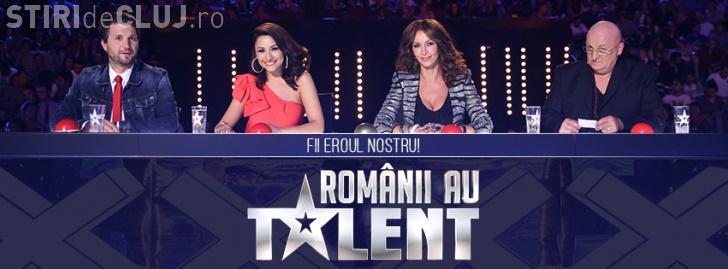 """Audiețele de la """"Românii au talent"""" sunt în cădere liberă"""