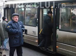 Cea mai IDIOATĂ stație RATUC din Cluj - FOTO