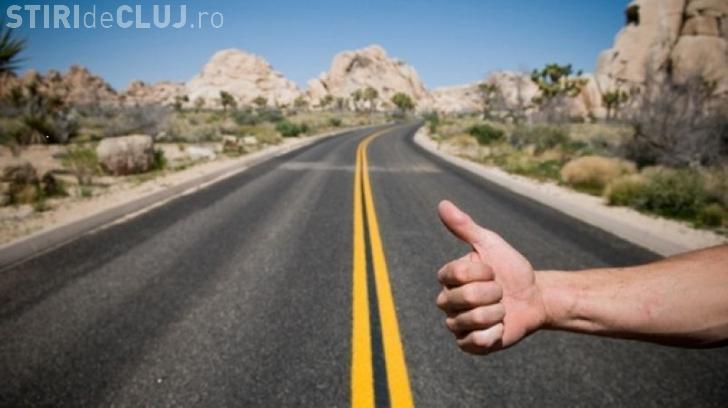 Autostopul este INTERZIS în România din 8 iunie. Cât va fi amenda