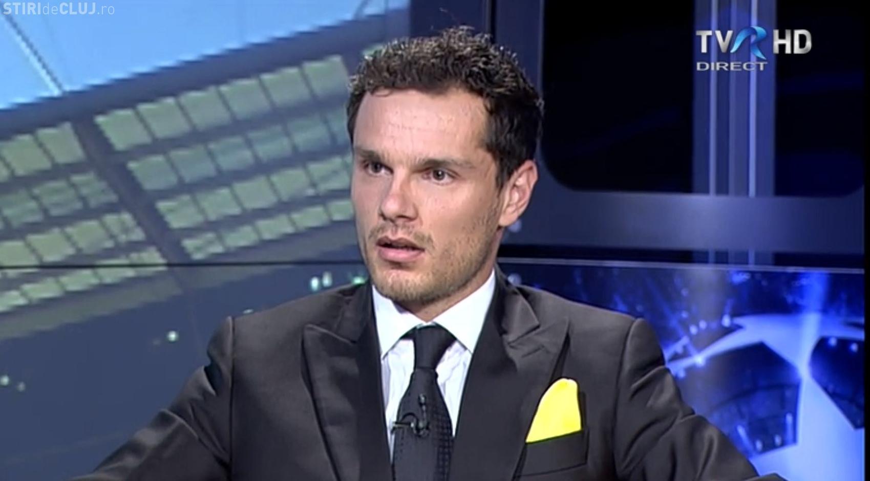 DEMISIE la U Cluj! Vlad Munteanu pleacă, fiind contestat de fani: Sunt vinovatul de serviciu