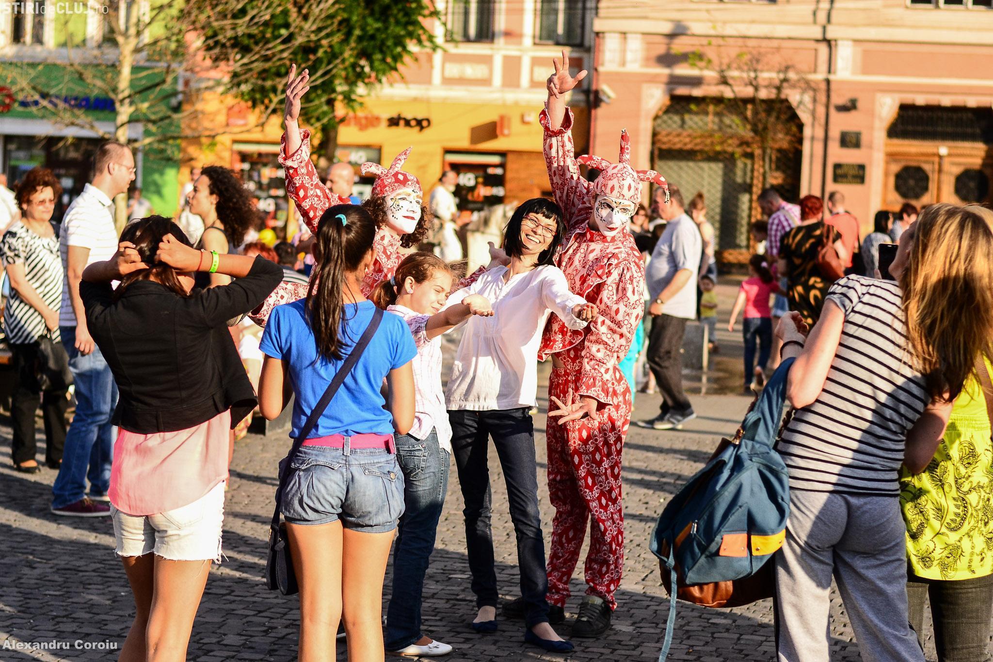 Zilele Clujului 2015: Ce restricții de circulație vor fi