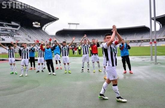 Jucătorii U Cluj și-au înjurat șeful, alături de CIVILIZATA galerie