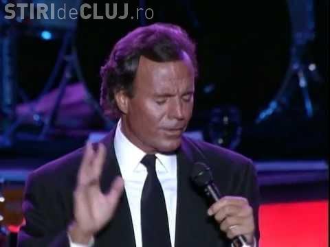 Concert Julio Iglesias & Julio Iglesias Jr. la Cluj: Program și reguli de acces