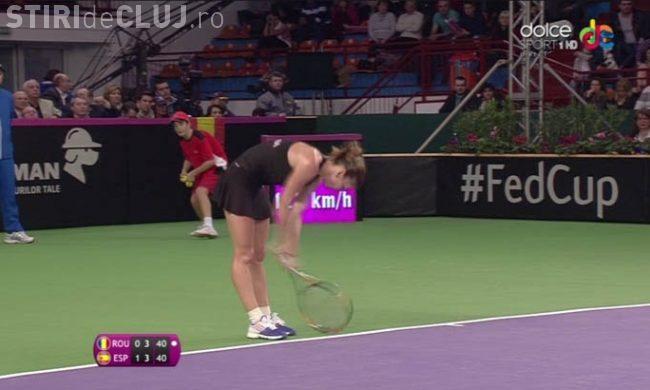 Simona Halep și-a pierdut poziția din clasamentul WTA. Sharapova a depășit-o din nou