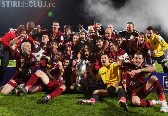 S-a anunțat decizia TAS privind depunctarea echipei CFR Cluj. Clasamentul s-a dat peste cap