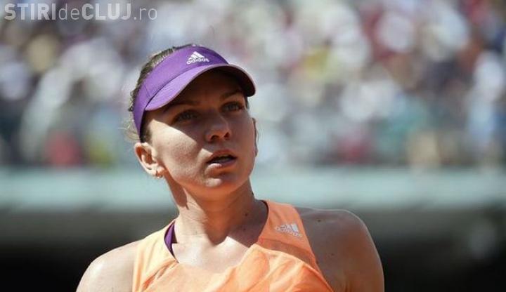 Reacția Simonei Halep după ce a fost eliminată de la Roland Garros chiar din turul doi