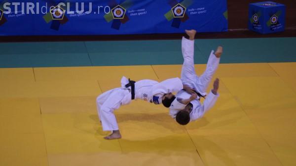 Un Open European de judo are loc la Cluj
