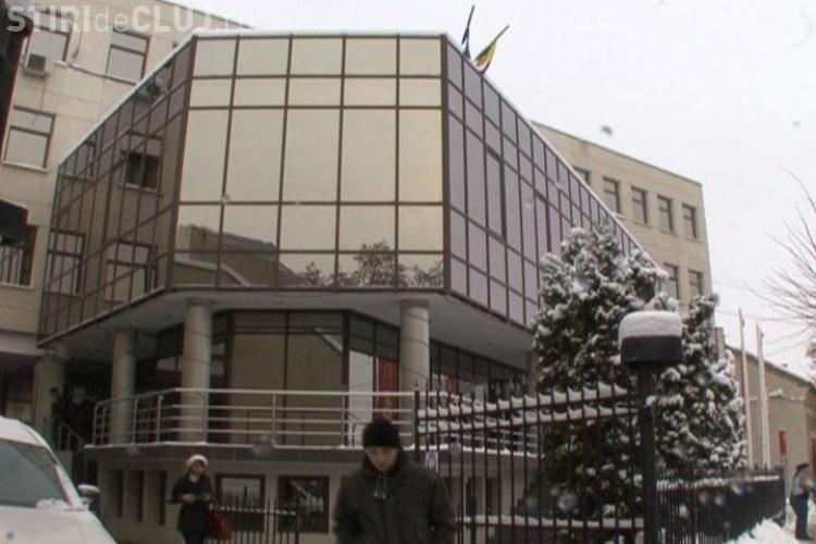 OPC a pus sigiliu pe sediul din Cluj al EON Gaz-VIDEO