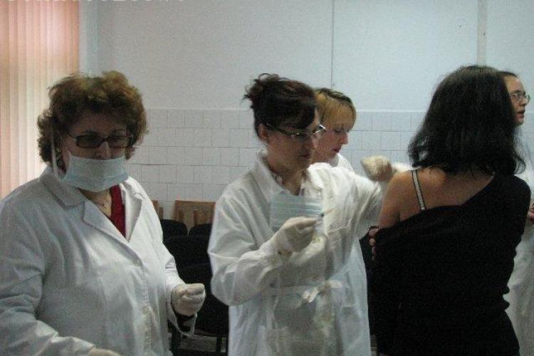 Inca un caz de gripa porcina la Cluj. Numarul clujenilor imbolnaviti de AH1N1 a ajuns la 201