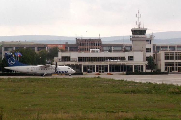 Aeroportul Cluj mai asteapta pentru extinderea pistei