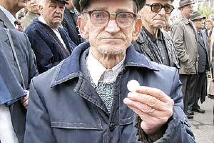 Pensiile nu vor fi majorate pana la sfarsitul anului 2010