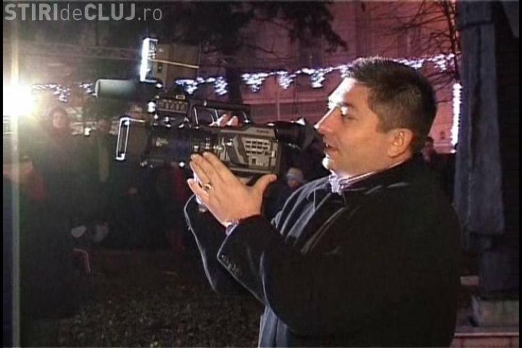 De Revelion, presedintele Consiliului Judetean Cluj s-a facut cameraman -VIDEO