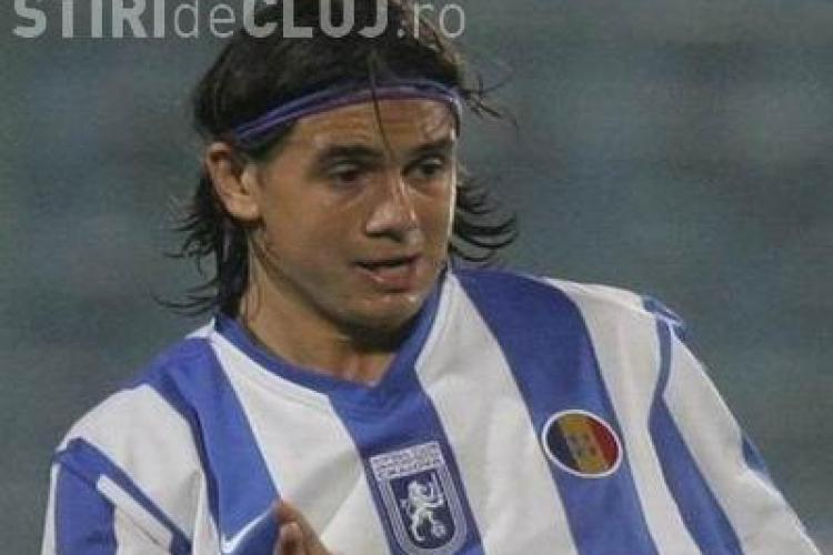 "Andrei Ionescu va ajunge la ""U"" Cluj"