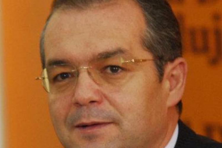 Premierul Emil Boc va petrece Revelionul la o pensiune din Cluj