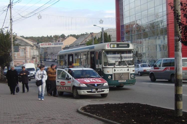 EXCLUSIV -Transportul public din Turda adjudecat pe sub mana