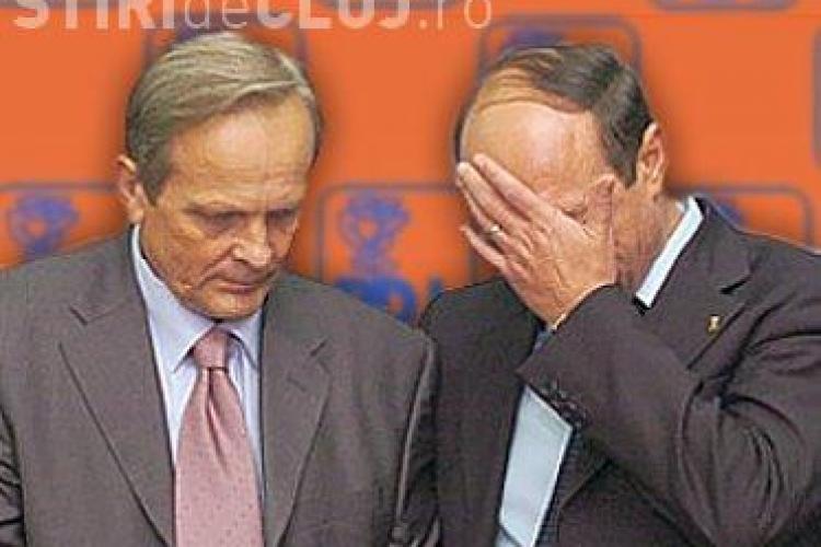 Traian Basescu: Lacrimile de la retragerea lui Stolojan in 2004 au fost sincere
