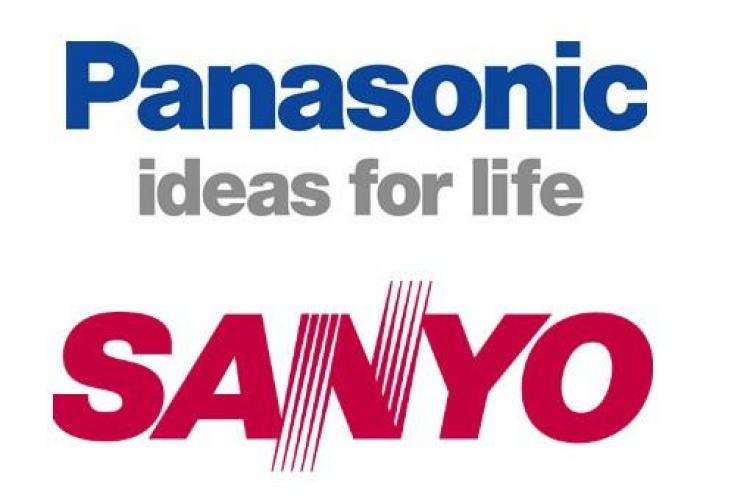 Panasonic preia Sanyo