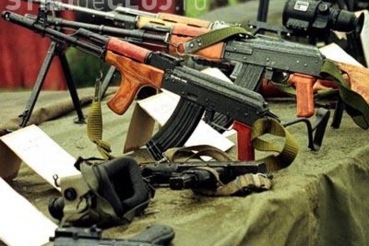 Cinci suspecti  in cazul furtului de arme au primit ordonante de retinere