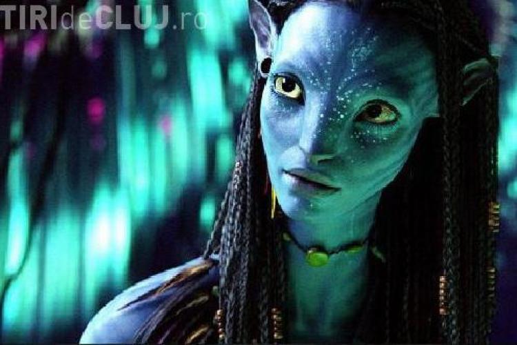 AVATAR 3D, regizat de James Cameron, - cel mai bun film al anului- Globurile de Aur 2010