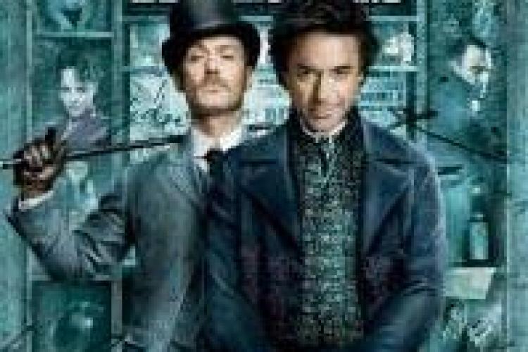 "Pelicula ""Sherlock Holmes"" sufla in ceafa ""Avatar - ului"" in privinta incasarilor"