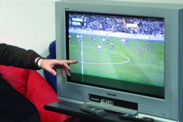 PROIECT: Meciurile din Liga I difuzate doar de posturi cu acoperire nationala