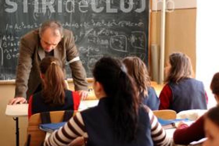 261 de profesori suplinitori vor ramane pe drumuri la Cluj